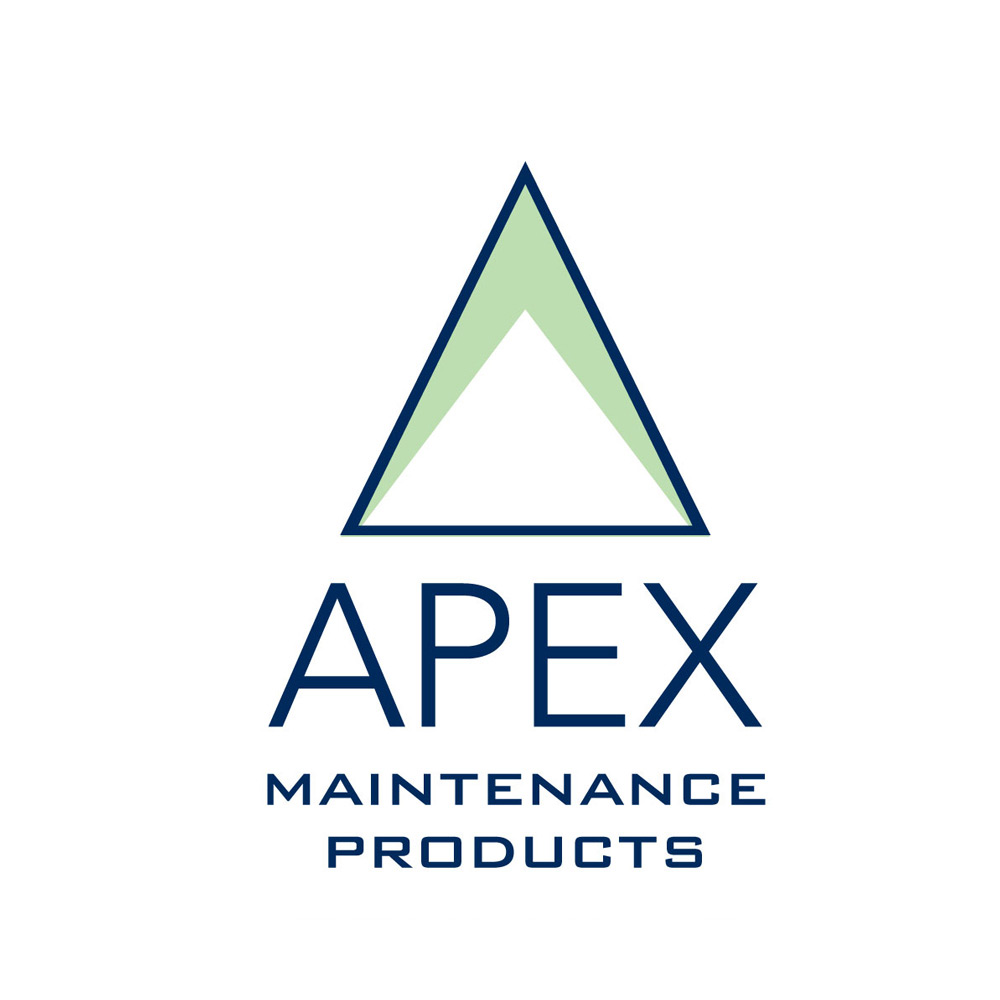 APEX Maintenance Products Logo Design